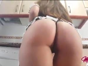 xxx fuck the maid