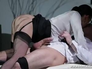 big cock facial porn