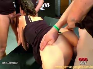 lesbian analingus ass licking