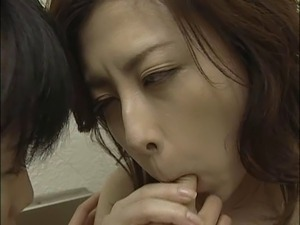 japanese lesbians kissing rubbing boobs together