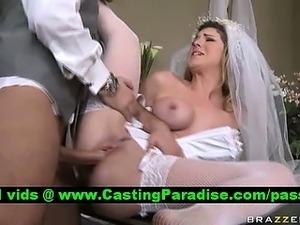bride fuck blackmen at bride party