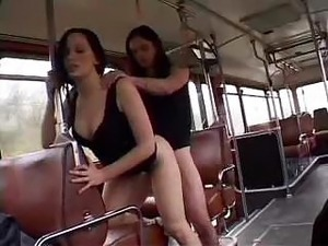 sex on school bus girl