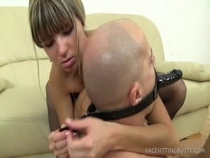 facesitting ebony tube video