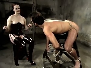 sexy bondage girl free video