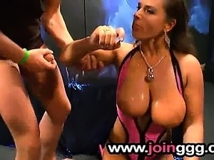 Big tit squirters