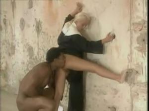 Nun sex movie