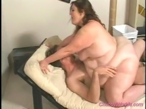 young fattie pussy