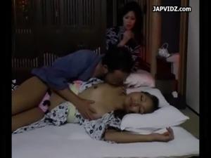sleeping drunk girls ass