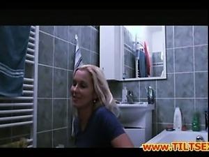 russian plumbers fuck house wife