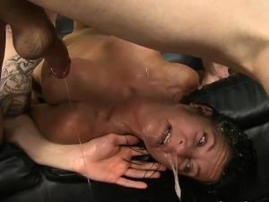 hardcore vomit porn