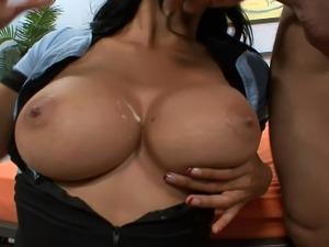 erotic police video