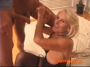 young family blowjob video