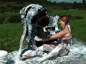 free mature bizarre group sex video