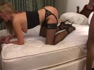 Slut Wife Joy Fucked Hard Interracial Gangbang free