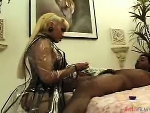 black fat transsexuals