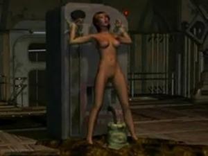 Monsters ball sex scenes