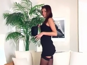 sexy glamour model