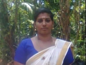 Indian aunty having sex