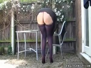 wife upskirt video