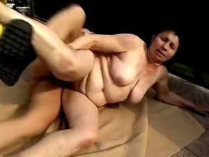milf and mature sex in nylons