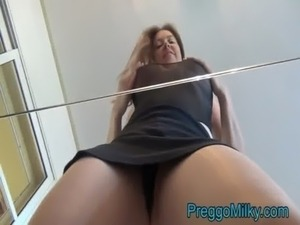 japanese suckling milking tits