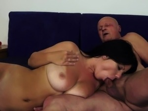 old man and asian xxx