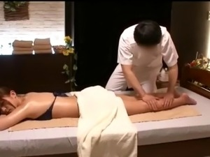 Asian massage ass