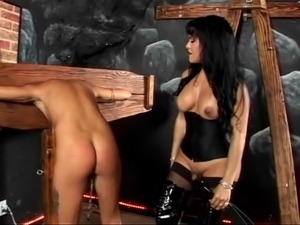 black leather hardcore porn