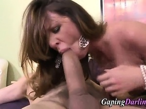 ass plugged and pussy spanked
