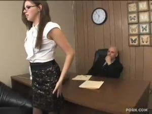 fuck the boss porn