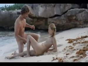 Public sex on beach