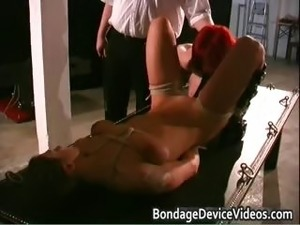 Both Ends Of A Stick insane fetish scene part3