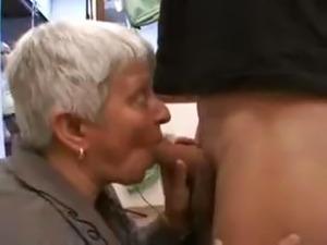 mature pantyhose handjob