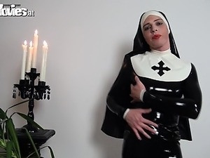 porn video nun