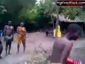 African teens sex