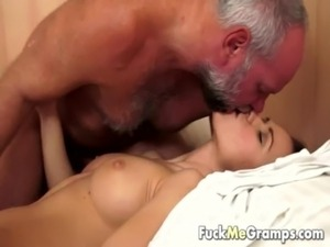 grandpa fuck virgin girl