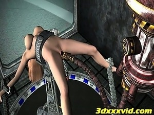 alien oral sex