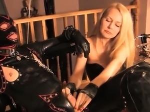 ebony black bondage bdsm
