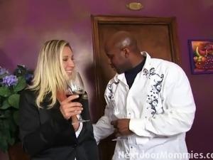 sensual blonde milf videos