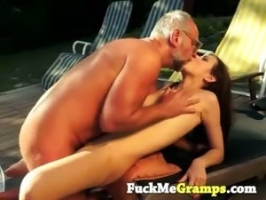 mature men grandpa videos