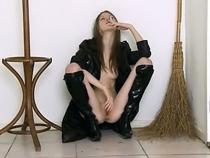 thigh high boot free porn movies