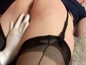 sexy mature lesbians making love