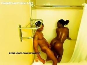 black ass from african