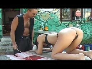 lesbian anal domination