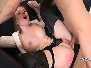 bad girls are punished with sex