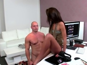 free casting couch porn video