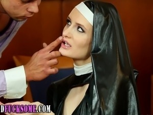 oral sex with a nun video