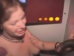 free wife at glory hole video