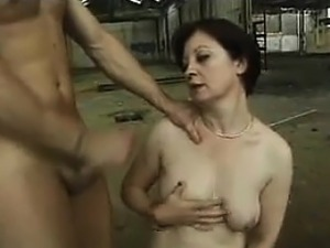 anal granny mature free video