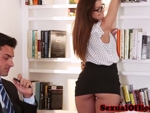 office fuck boss porn video